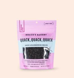 Bocce's Bocce's Training Quack Duck Dog Treat 6oz