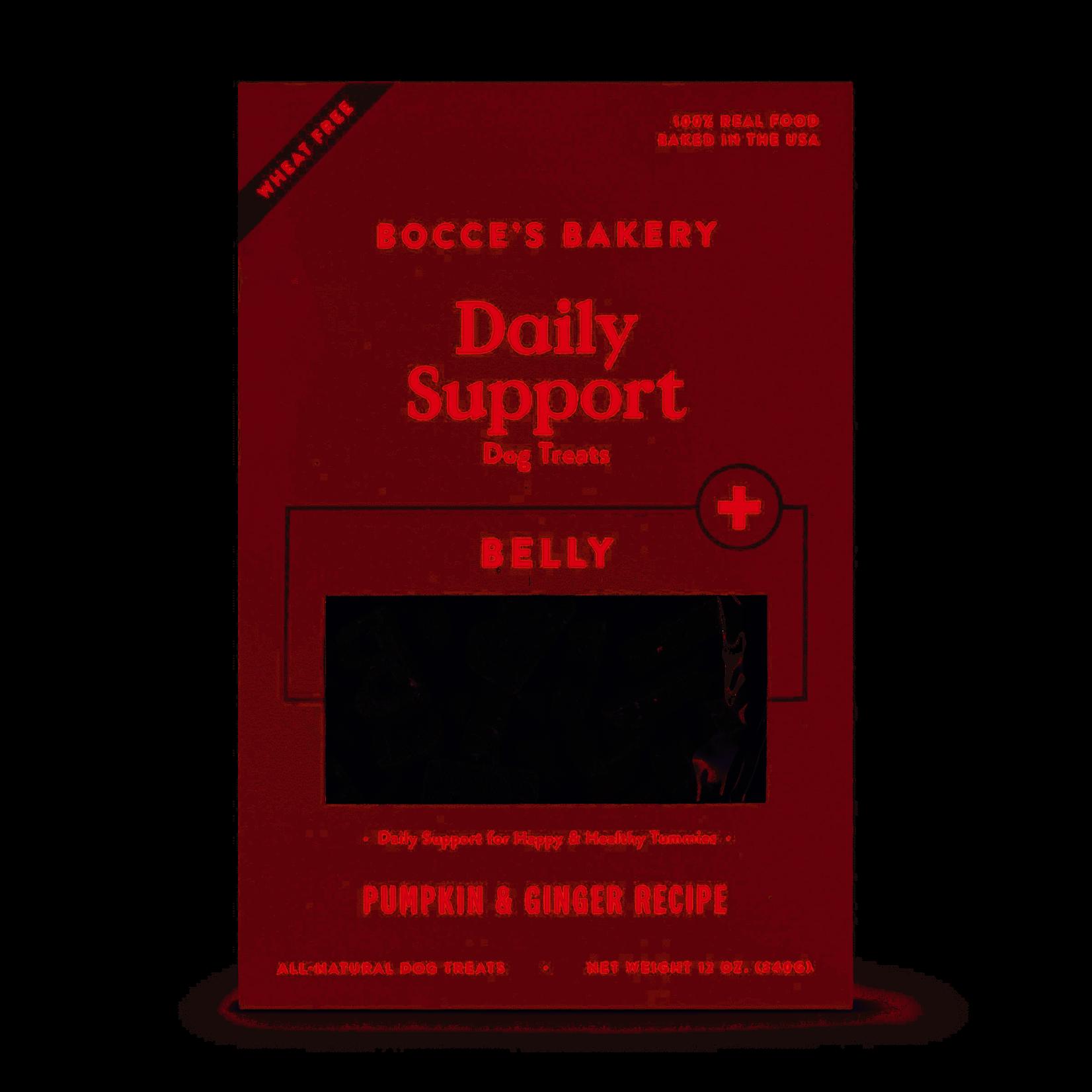 Bocce's Bocce's Belly Pumpkin & Ginger Dog Treat 12oz