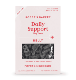 Bocce's Bocce's Belly Pumpkin & Ginger Dog Treat 12oz