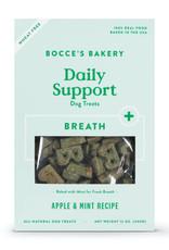 Bocce's Bocce's Breath Apple & Mint Dog Treat 12oz
