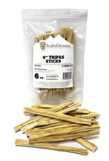 The Natural Dog Company The Natural Dog Company Tripas Sticks Dog Chews 6oz Bulk Bag