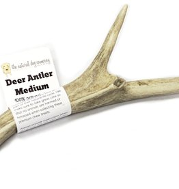 The Natural Dog Company The Natural Dog Company Deer Antler Dog Chew