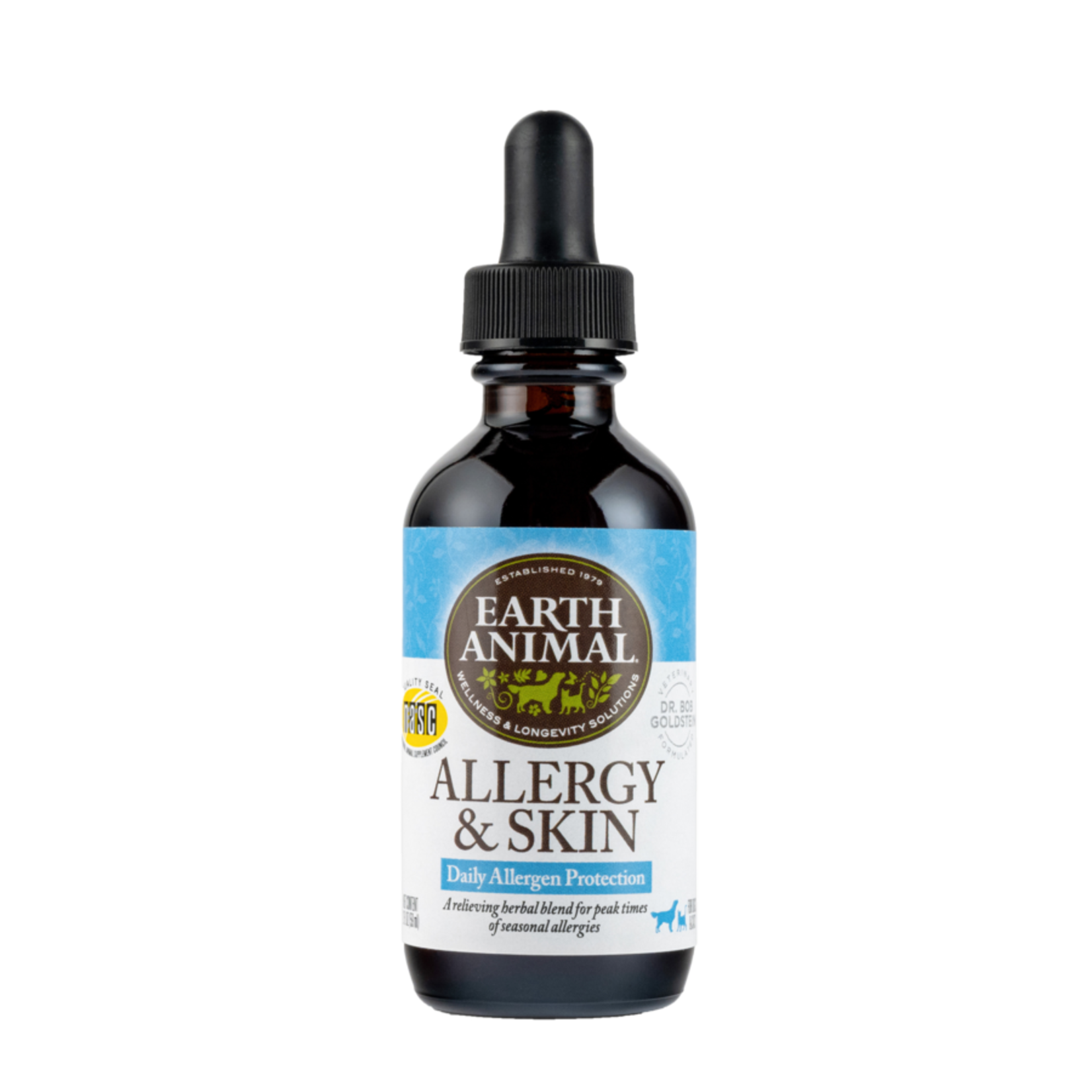 Earth Animal EA Itch & Allergy Tincture
