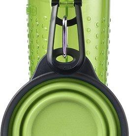Dexas International POPWARE Snack Duo W/ Companion Cup Green 24oz