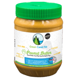 Green Coast Pet Green Coast Pet Peanut Butter 16oz