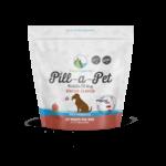 Green Coast Pet Green Coast Pet Pill A Pet Bacon Wrap Dog Treat 60ct