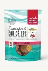 Honest Kitchen The Honest Kitchen Cod Crisps Cod & Strawberry Dog Treats 3oz