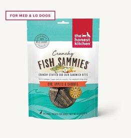 Honest Kitchen The Honest Kitchen Fish Sammies Cod, Apple, & Carrot Dog Treats 3.5oz