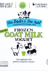 Bear & Rat The Bear & the Rat Goat Milk Frozen Yogurt Dog Treat