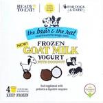 Bear & Rat The Bear & the Rat Coconut & Goat Milk Frozen Yogurt Dog Treat