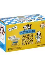 Bear & Rat The Bear & the Rat Banana & Peanut Butter Frozen Yogurt Dog Treat