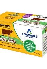 Answers Answers Cow Cheese and Garlic Treat 8oz