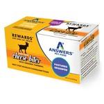Answers Answers Goat Cheese & Turmeric Treats 8oz
