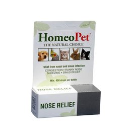 Homeopet Solutions HomeoPet Nose Relief Drops 15ml