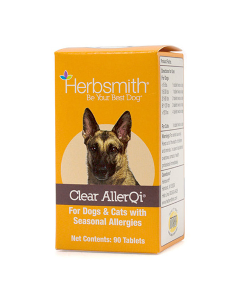 Herbsmith Herbsmith Clear AllerQi Tablets 90ct
