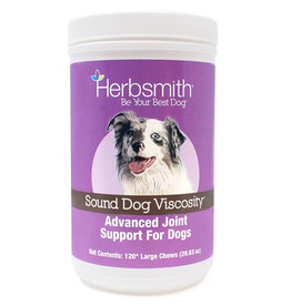 Herbsmith Herbsmith Sound Dog Viscosity Large Chews 120ct