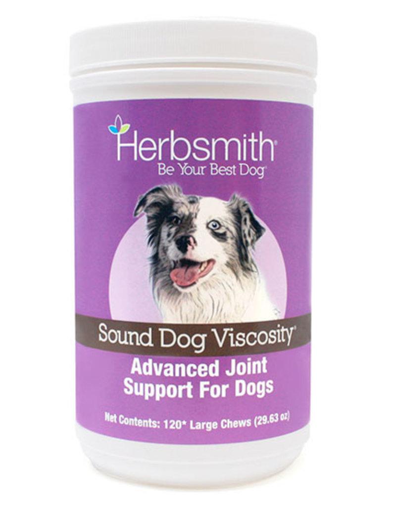 Herbsmith Herbsmith Sound Dog Viscosity Large Chews 120ct