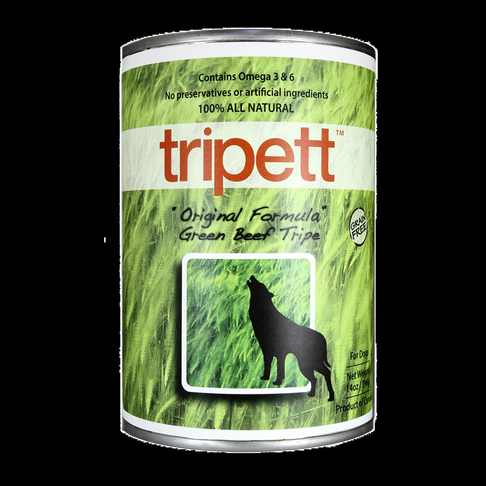 PetKind Petkind Tripett Original Beef Tripe Dog Food Can 13oz