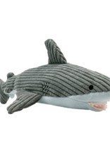 "Tall Tails TALL TAILS Plush Shark Crunch 14"" Dog Toy"