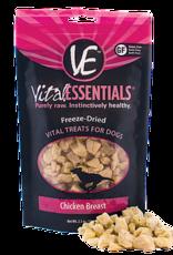 Vital Essentials Vital Essentials Freeze Dried Chicken Breast Dog Treats 2.1oz