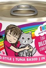 Weruva Weruva BFF OMG Dilly Dally Tuna & Duck Cat Can 2.8oz