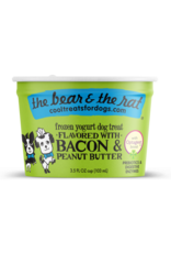 Bear & Rat The Bear & the Rat Bacon & Peanut Butter Frozen Yogurt Dog Treat