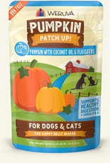 Weruva Weruva Pumpkin Patch Coconut Oil & Flaxseed Dog and Cat Supplement Pouch
