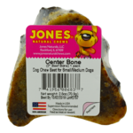 "Jones Natural Chews Jones Center Bone 2"" Dog Chew"