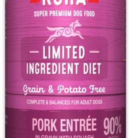 Koha KOHA Limited Ingredient Diet Pork Dog Food Can 13oz