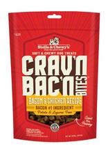 Stella & Chewys Stella & Chewy's Crav'n Bites Bacon & Chicken Dog Treats 8.25oz