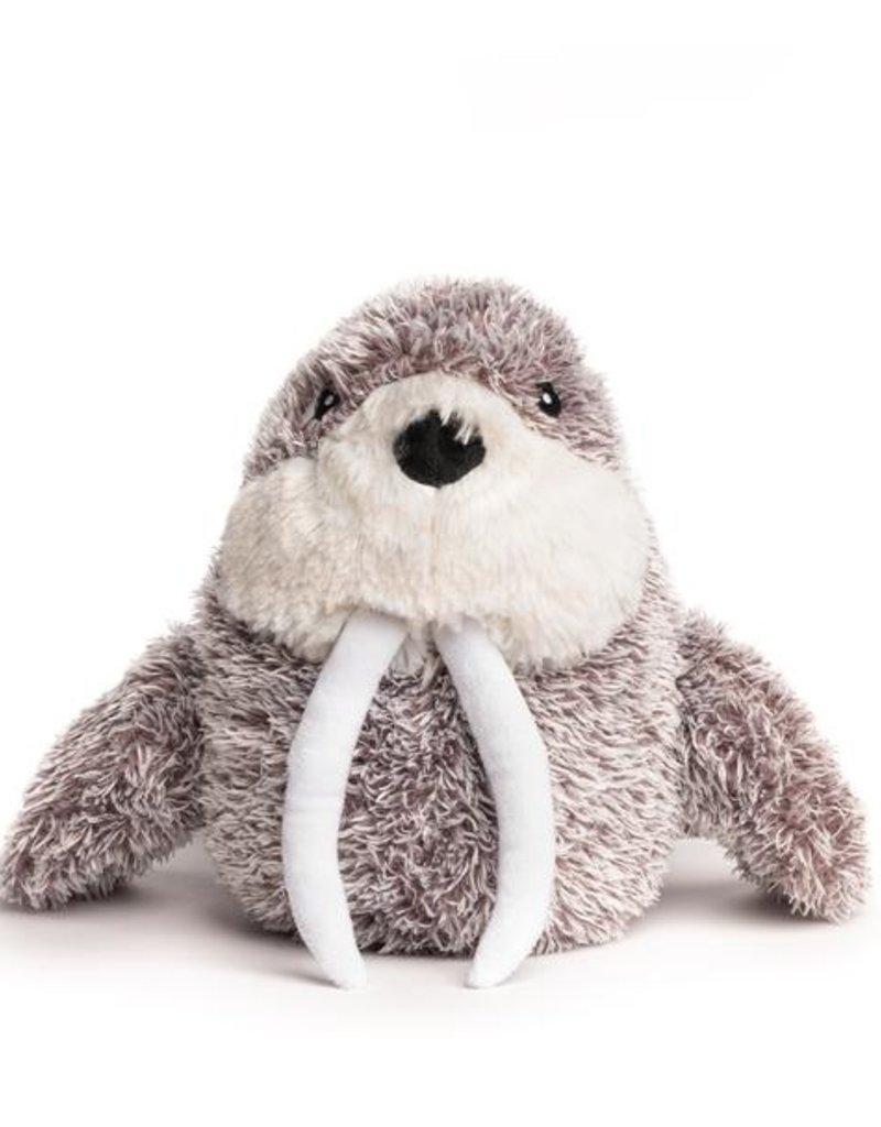 Fabdog Fabdog Fluffie Walrus Dog Toy Small