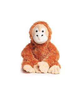 Fabdog Fabdog Fluffie Orangutan Dog Toy Small