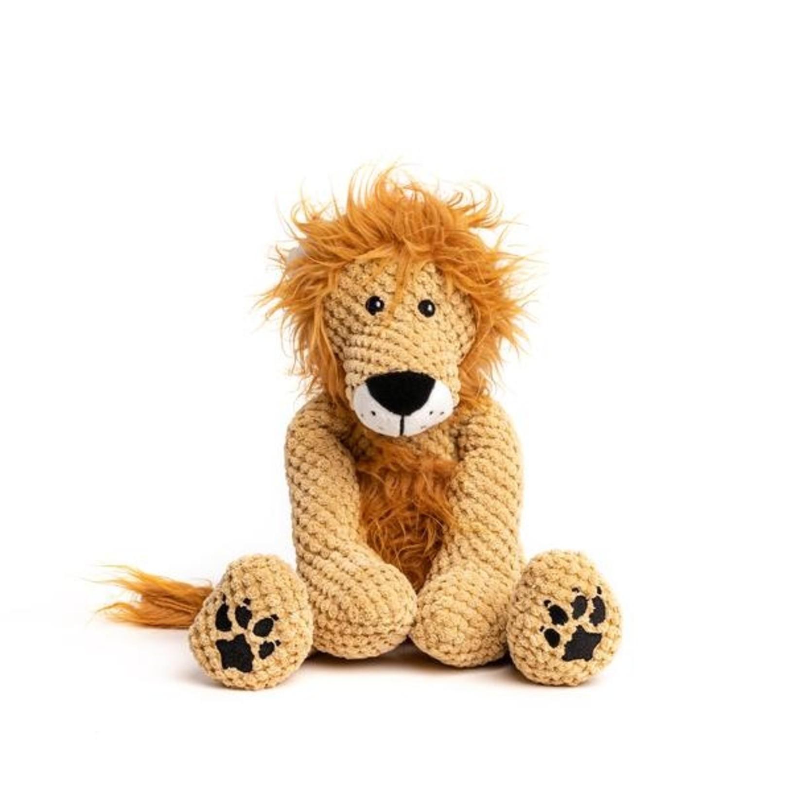 Fabdog Fabdog Floppy Lion Dog Toy Small