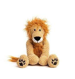 Fabdog Fabdog Floppy Lion Dog Toy Large