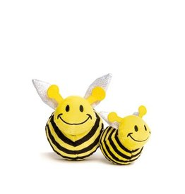 Fabdog Fabdog Faball Bee Dog Toy Small