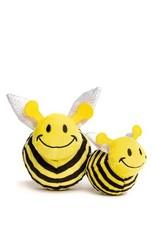 Fabdog Fabdog Faball Bee Dog Toy Medium