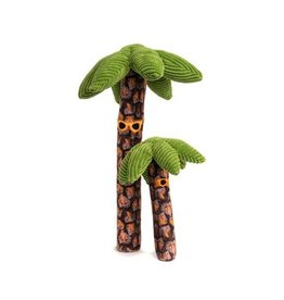 Fabdog Fabdog Bendie Palm Tree Dog Toy Small
