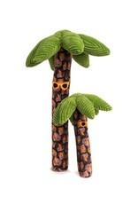 Fabdog Fabdog Bendie Palm Tree Dog Toy Large