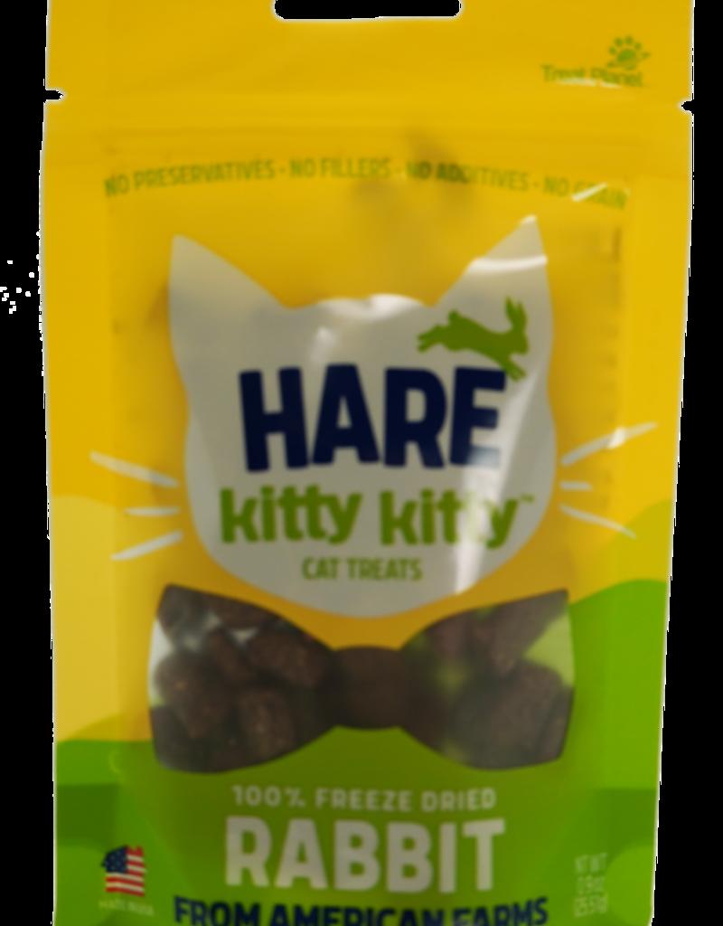 Etta Says Kitty Kitty Hare Freeze Dried Cat Treats 0.9 oz