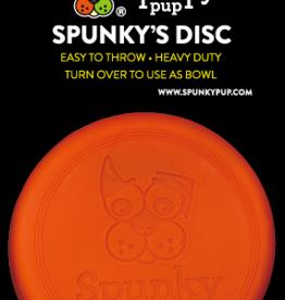 Spunky Pup Spunkypup Spunky Disk Dog Toy