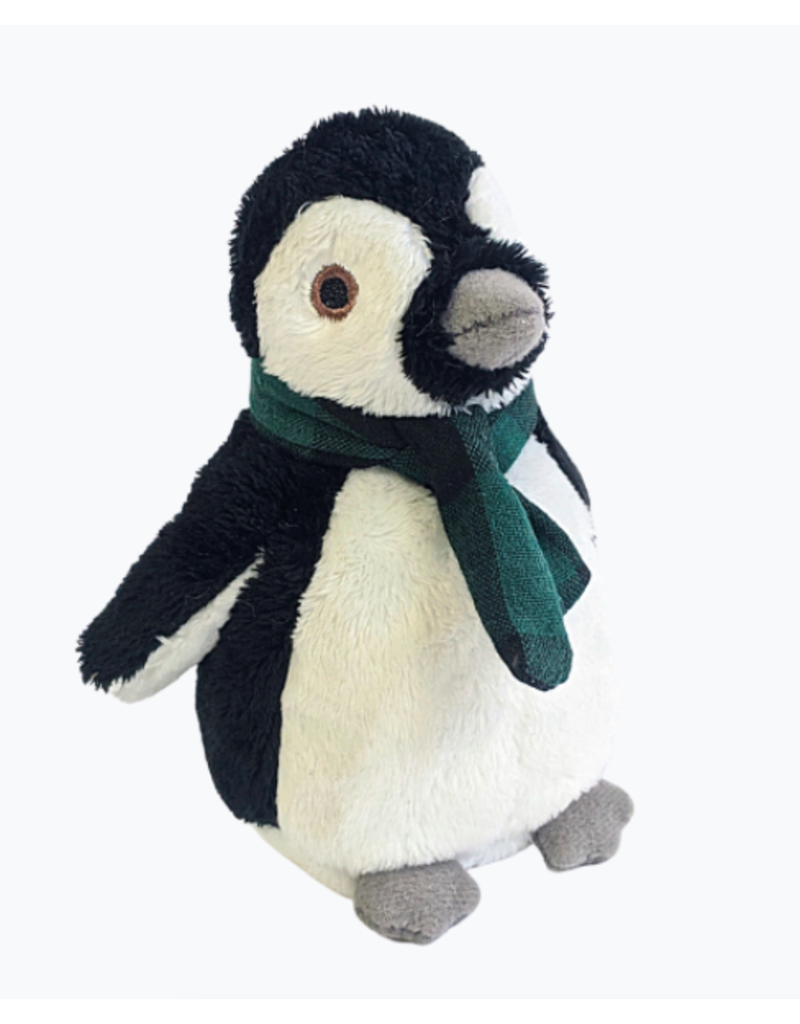 Fluff & Tuff Fluff & Tuff Tux Penguin Holiday Dog Toy Small