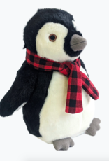 Fluff & Tuff Fluff & Tuff Topper Penguin Holiday Dog Toy Large