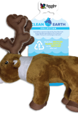 Spunky Pup Spunkypup Clean Earth Caribou Dog Toy
