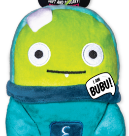 Spunky Pup Spunkypup Alien Flex Bubu Dog Toy