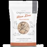 Green Juju Green Juju Freeze Dried Trainers Bison Dog Treats 3oz