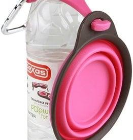 Dexas International POPWARE Travel Cup Bottle Holder Pink Small (1 Cup)