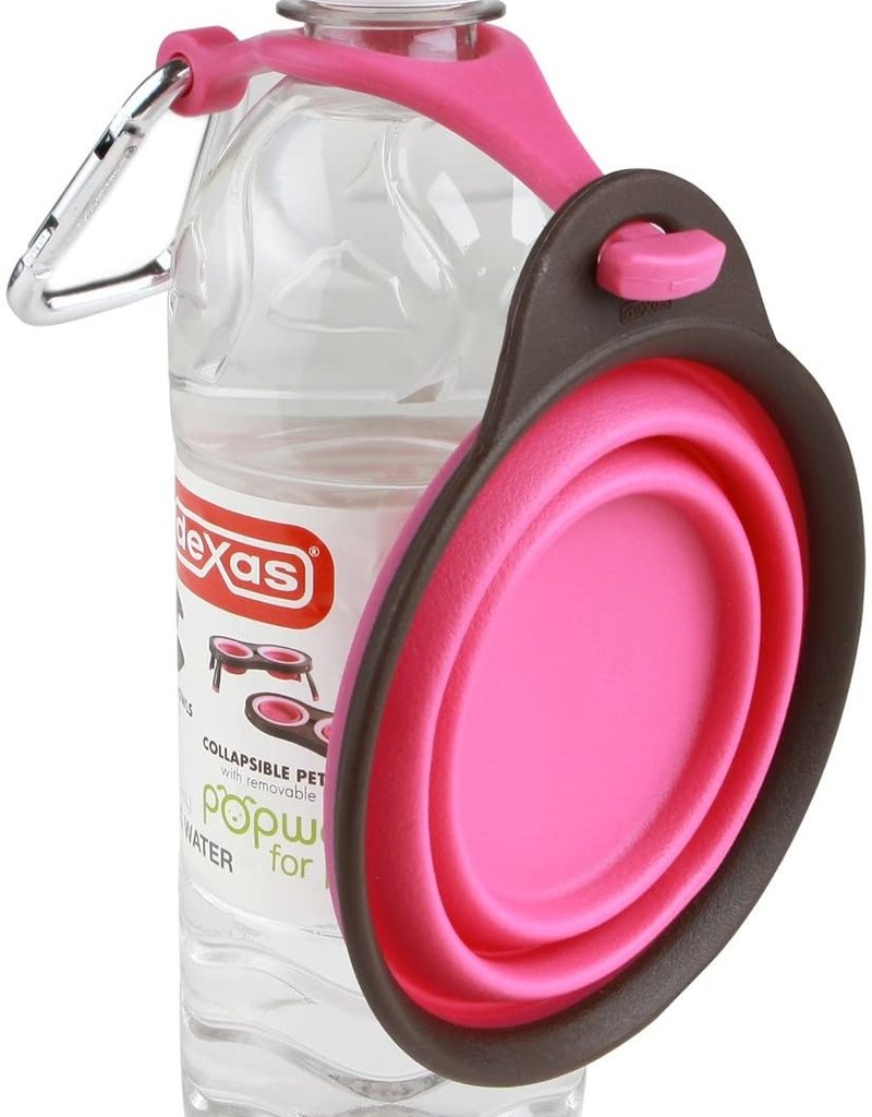 Dexas International POPWARE Travel Cup Bottle Holder Pink Small (1 Cup)