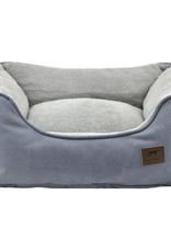Tall Tails TALL TAILS Dream Chaser Bolster Bed Charcoal XL 36x33