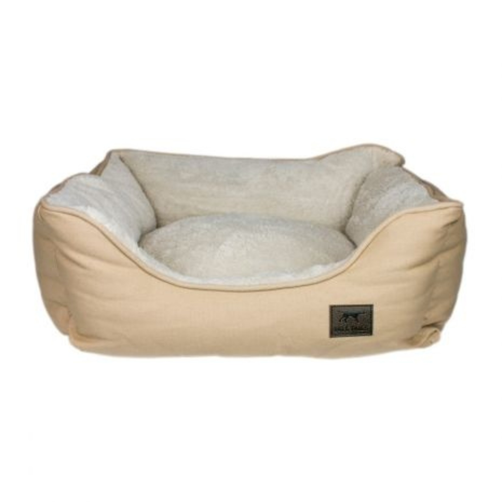 Tall Tails TALL TAILS Dream Chaser Bolster Bed Khaki Lrg 30x27 - Final Sale - No returns/exchanges