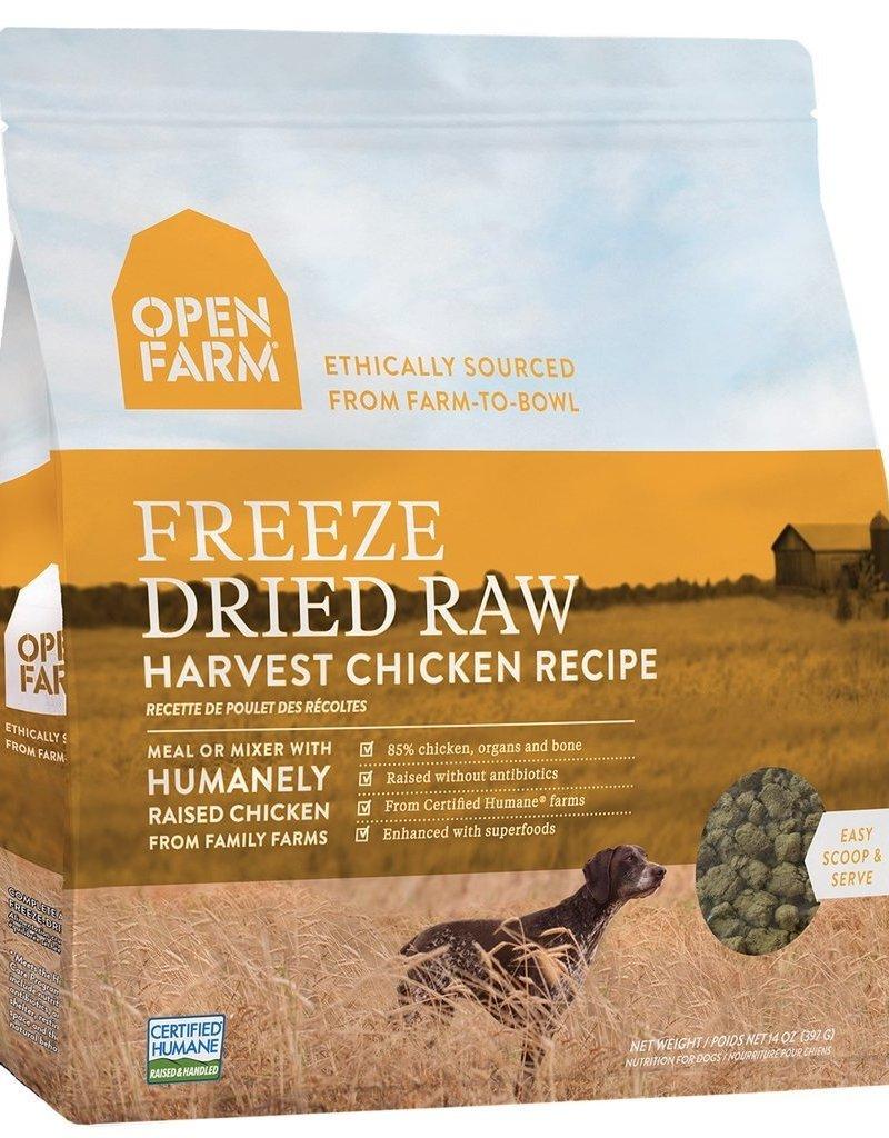 Open Farm Open Farm Freeze Dried Chicken Dog Food